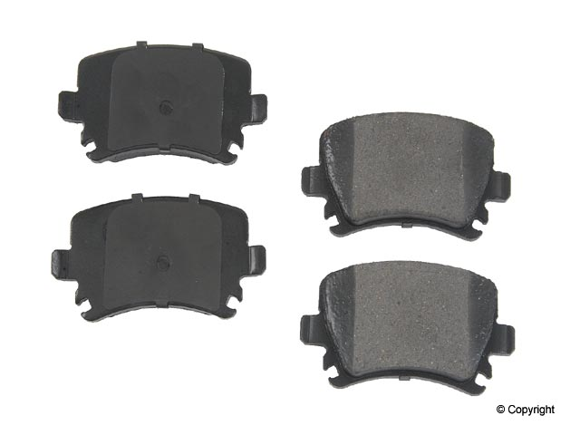 Volkswagen Rabbit Brake Pads > VW Rabbit Disc Brake Pad