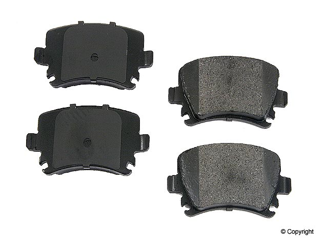 VW Golf Brake Pads > VW Golf Disc Brake Pad
