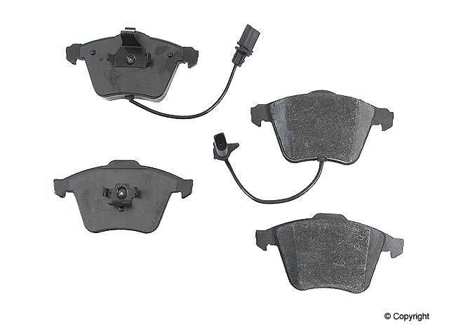 VW Brake Pads > VW R32 Disc Brake Pad