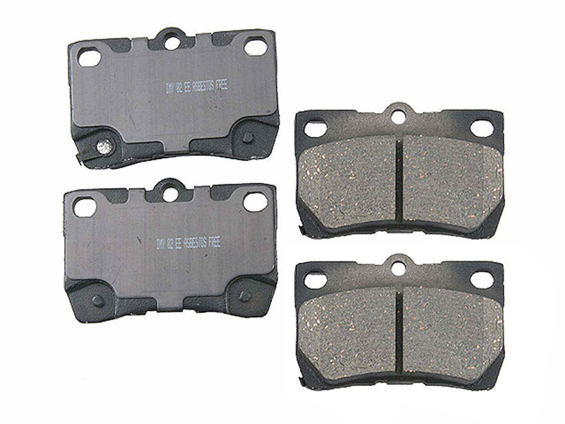 Lexus Brake Pads > Lexus GS300 Disc Brake Pad