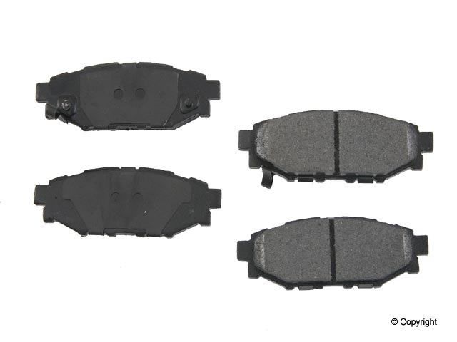 Subaru Brake Pad Set > Subaru Impreza Disc Brake Pad