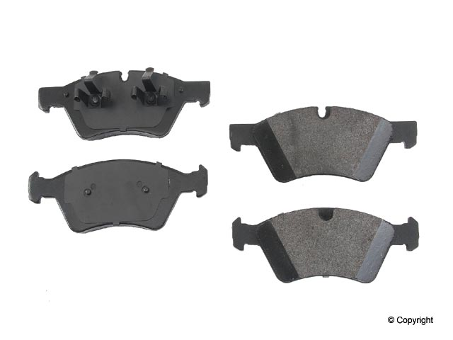 Mercedes G55 Brake Pads > Mercedes G55 AMG Disc Brake Pad