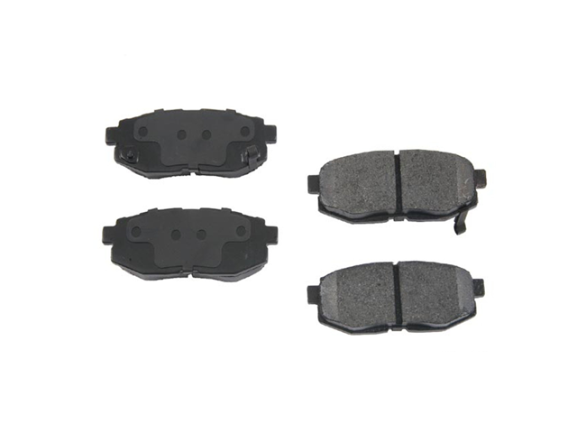 Subaru Brake Pad > Subaru Outback Disc Brake Pad