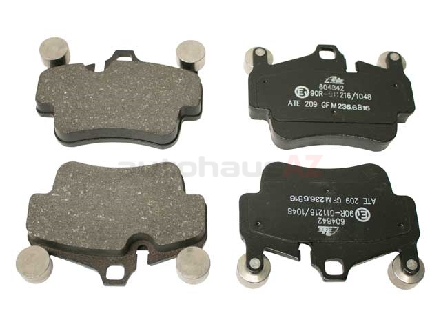 Porsche Brake Pads > Porsche Cayman Disc Brake Pad