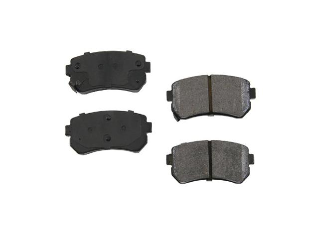 Hyundai Accent Brake Pads > Hyundai Accent Disc Brake Pad