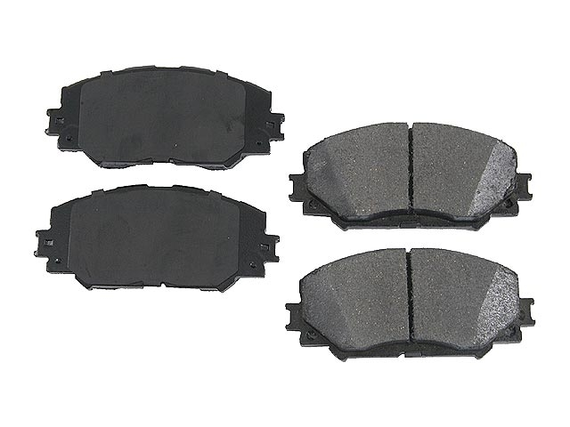 Lexus Brake Pad Set > Lexus HS250h Disc Brake Pad
