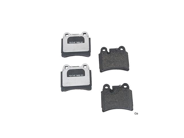 Volkswagen Touareg > VW Touareg Disc Brake Pad