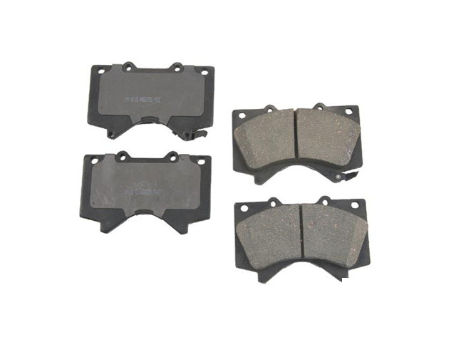 Toyota Sequoia > Toyota Sequoia Disc Brake Pad
