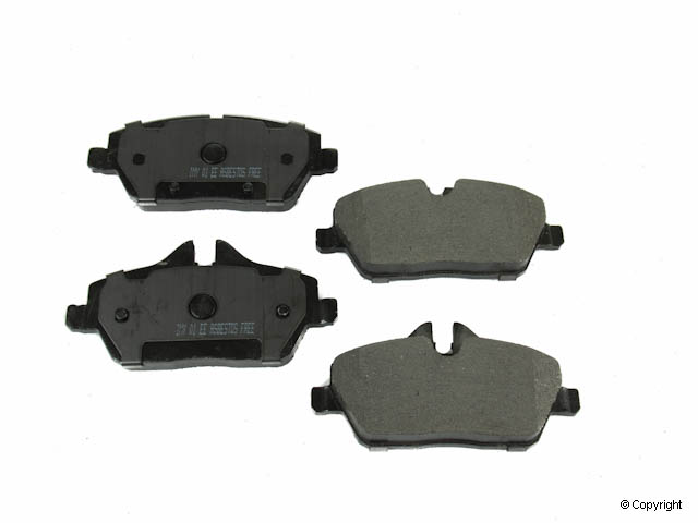 Mini Brake Pad Set > Mini Cooper Disc Brake Pad