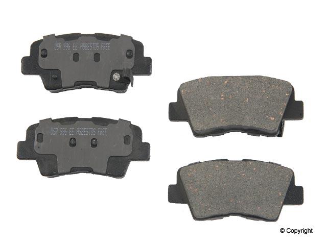 Hyundai Sonata Brake Pads > Hyundai Sonata Disc Brake Pad