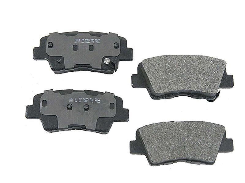 Hyundai Brake Pad > Hyundai Azera Disc Brake Pad