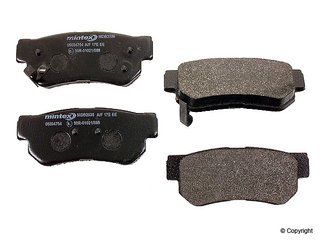 Hyundai Brake Pad Set > Hyundai Santa Fe Disc Brake Pad