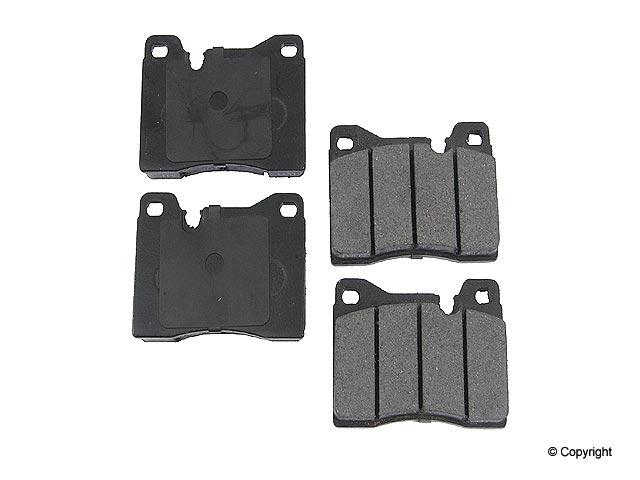BMW 630CSI Brake Pads > BMW 630CSi Disc Brake Pad