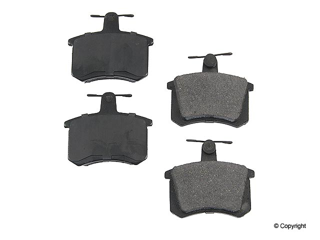 Audi 100 Brake Pads > Audi 100 Disc Brake Pad