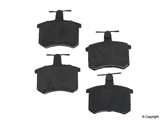 Audi 90 > Audi 90 Disc Brake Pad