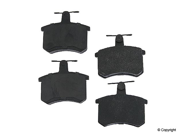 Audi Coupe Brake Pads > Audi Coupe Quattro Disc Brake Pad