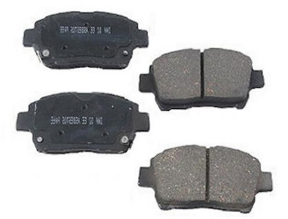 Toyota Echo > Toyota Echo Disc Brake Pad