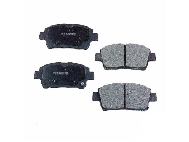 Toyota Brake Pad Set > Toyota Prius Disc Brake Pad