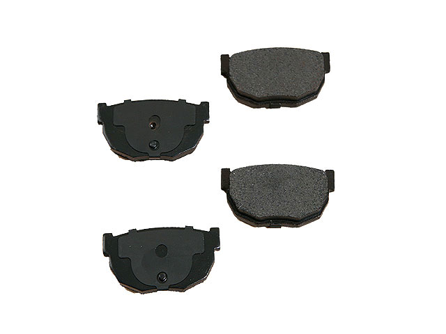 Nissan Brake Pad Set > Nissan 200SX Disc Brake Pad