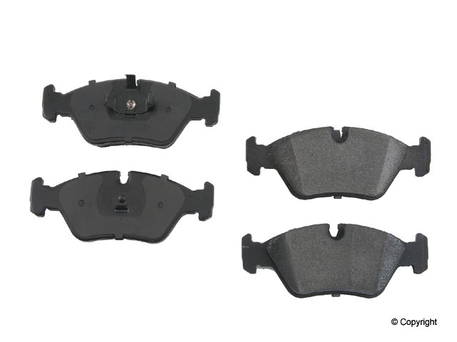 BMW 635CSI Brake Pads > BMW 635CSi Disc Brake Pad