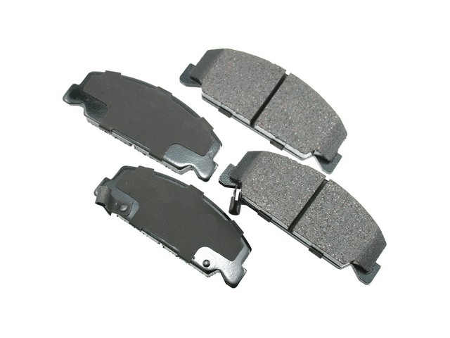 Honda Brake Pads > Honda Civic Disc Brake Pad