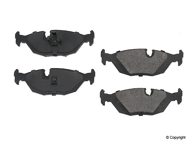 BMW 325IX Brake Pads > BMW 325iX Disc Brake Pad