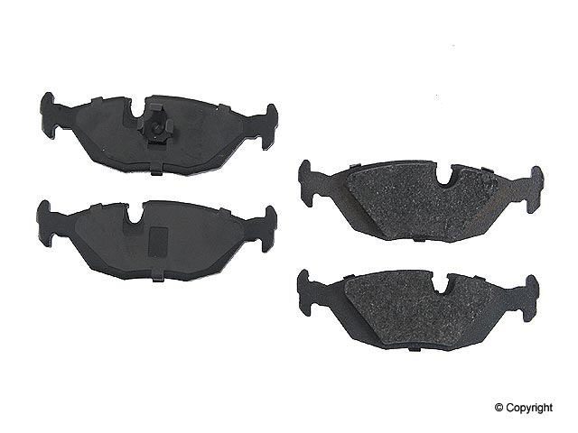 BMW L6 Brake Pads > BMW L6 Disc Brake Pad
