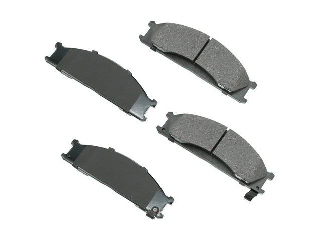 Subaru Brake Pad > Subaru SVX Disc Brake Pad