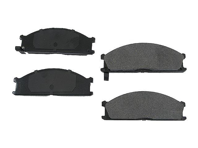 Nissan Van > Nissan Van Disc Brake Pad