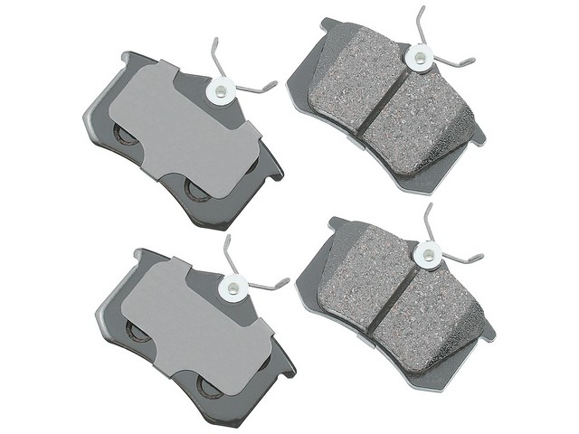 VW Brake Pad > VW Golf Disc Brake Pad