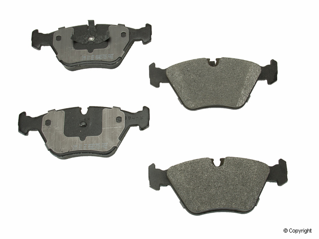 Audi Brake Pads > Audi 200 Quattro Disc Brake Pad