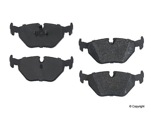 BMW 535is Brake Pads > BMW 535is Disc Brake Pad