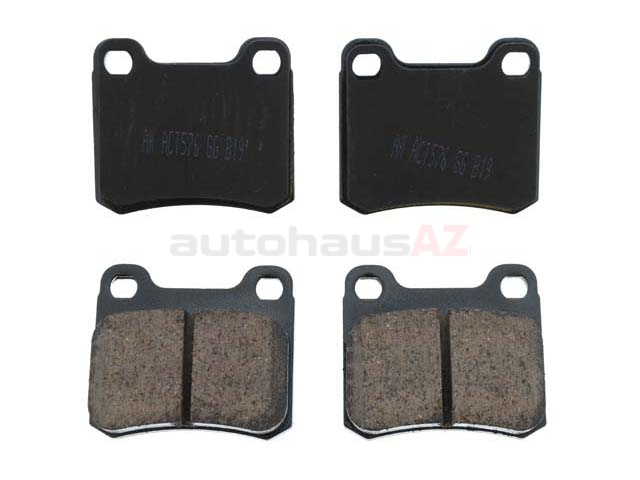 Mercedes 260E Brake Pads > Mercedes 260E Disc Brake Pad