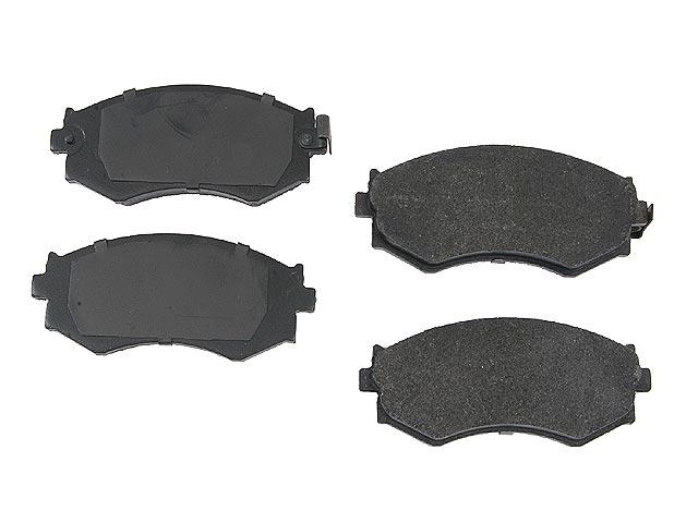 Nissan Axxess Brake Pads > Nissan Axxess Disc Brake Pad