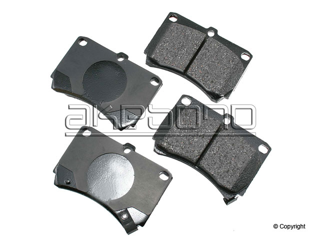 Mazda 3 Brake Pads > Mazda 323 Disc Brake Pad