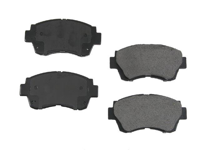Toyota Avalon Brake Pads > Toyota Avalon Disc Brake Pad