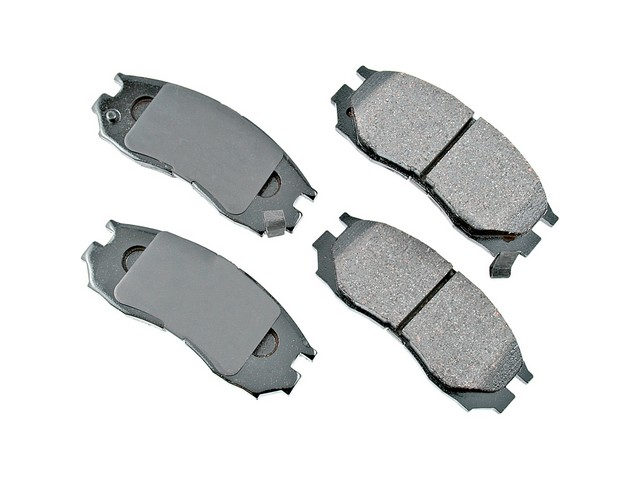 Mitsubishi Eclipse Brake Pads > Mitsubishi Eclipse Disc Brake Pad