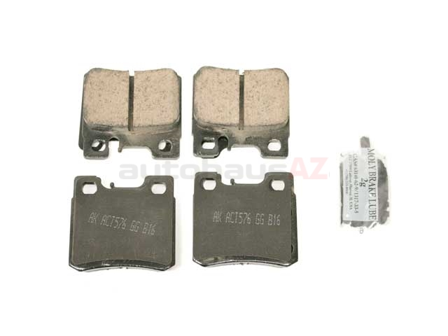 Mercedes E420 Brake Pads > Mercedes E420 Disc Brake Pad