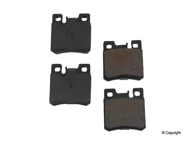 Mercedes C280 Brake Pads > Mercedes C280 Disc Brake Pad