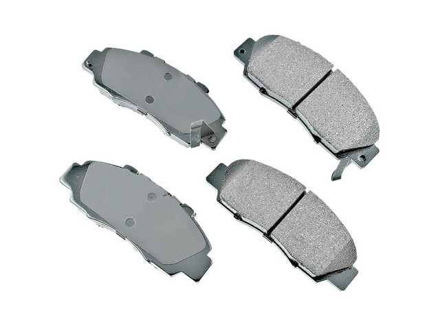 Acura Brake Pads > Acura NSX Disc Brake Pad
