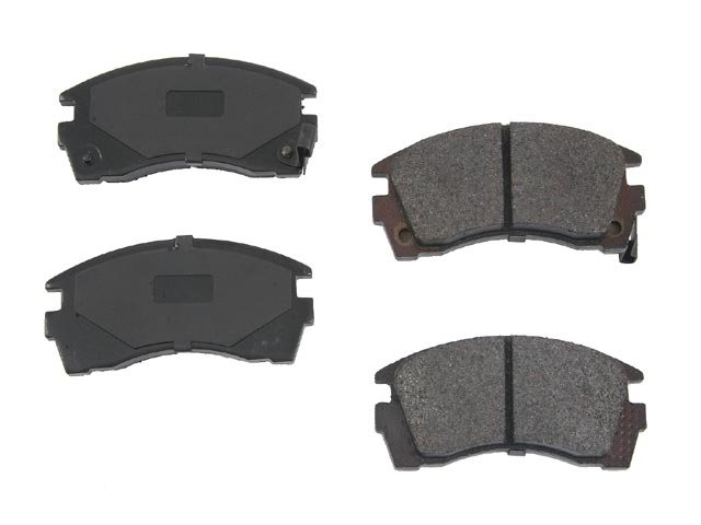 Nissan NX Brake Pads > Nissan NX Disc Brake Pad