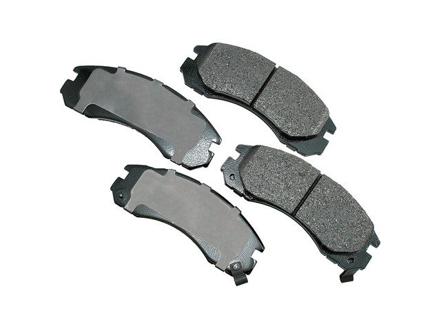 Mitsubishi Brake Pad Set > Mitsubishi Outlander Disc Brake Pad