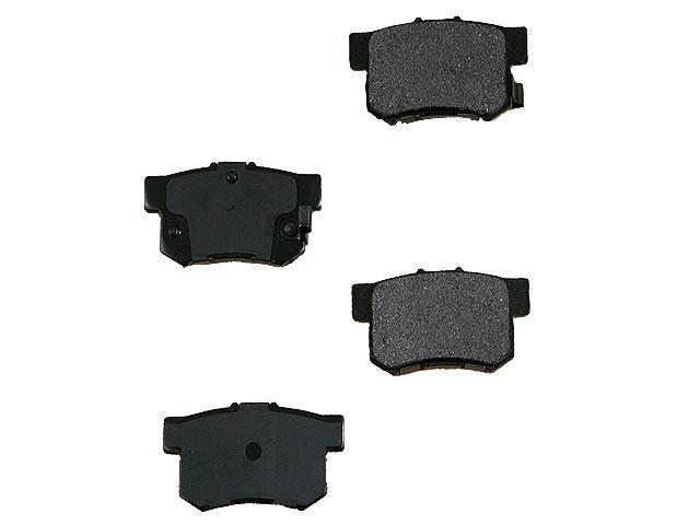 Acura RSX Brake Pads > Acura RSX Disc Brake Pad