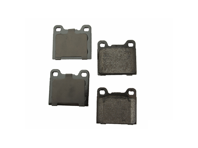 Porsche Brake Pad Set > Porsche 914 Disc Brake Pad