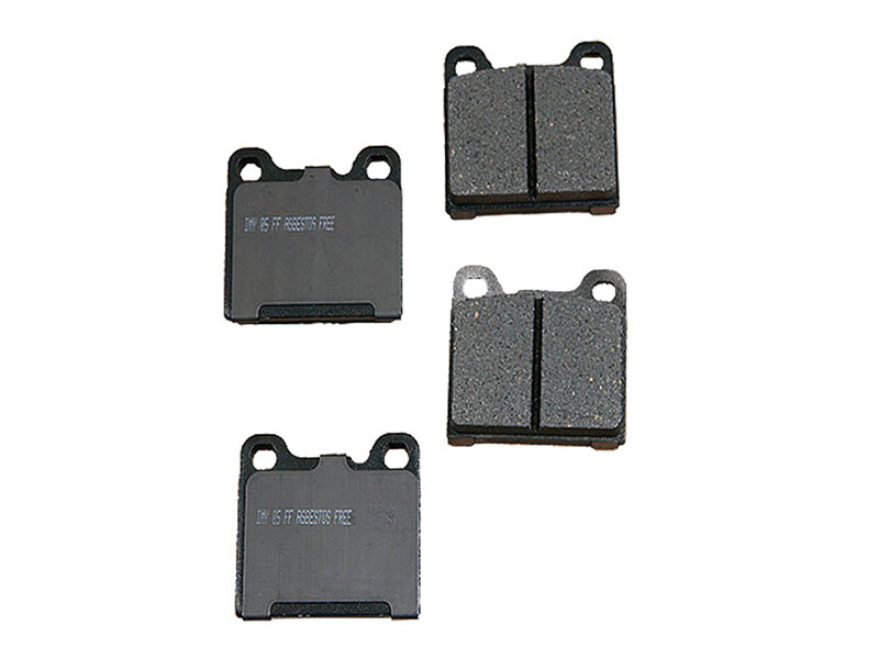 Mercedes 350SD Brake Pads > Mercedes 350SD Disc Brake Pad