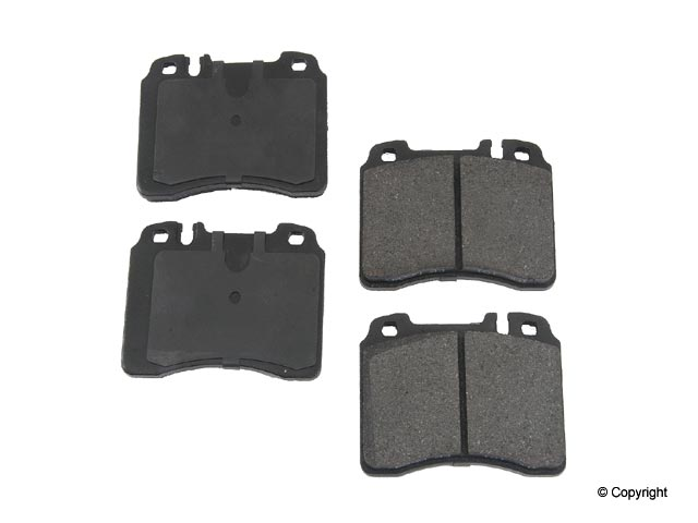 Mercedes C36 Brake Pads > Mercedes C36 AMG Disc Brake Pad