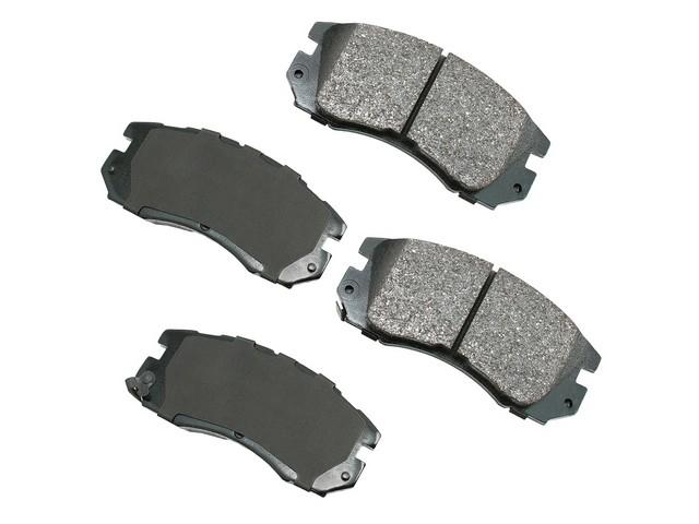 Subaru Brake Pads > Subaru Legacy Disc Brake Pad