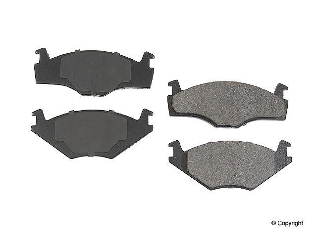 VW Scirocco Brake Pads > VW Scirocco Disc Brake Pad