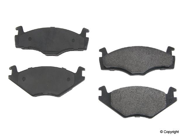 VW Cabriolet Brake Pads > VW Cabriolet Disc Brake Pad