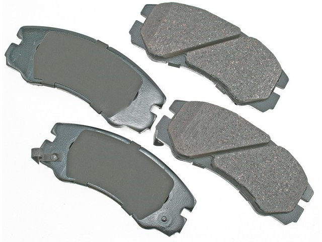 Honda Brake Pad > Honda PasSport Disc Brake Pad
